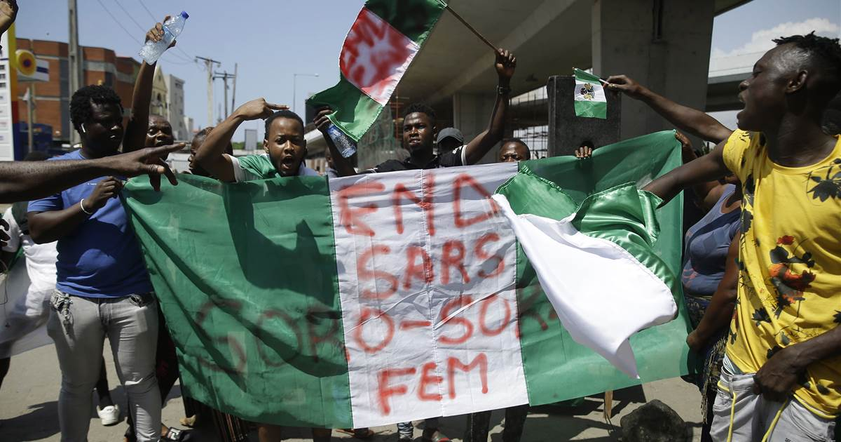 Protesters describe trauma, chaos as soldiers open fire in Nigeria