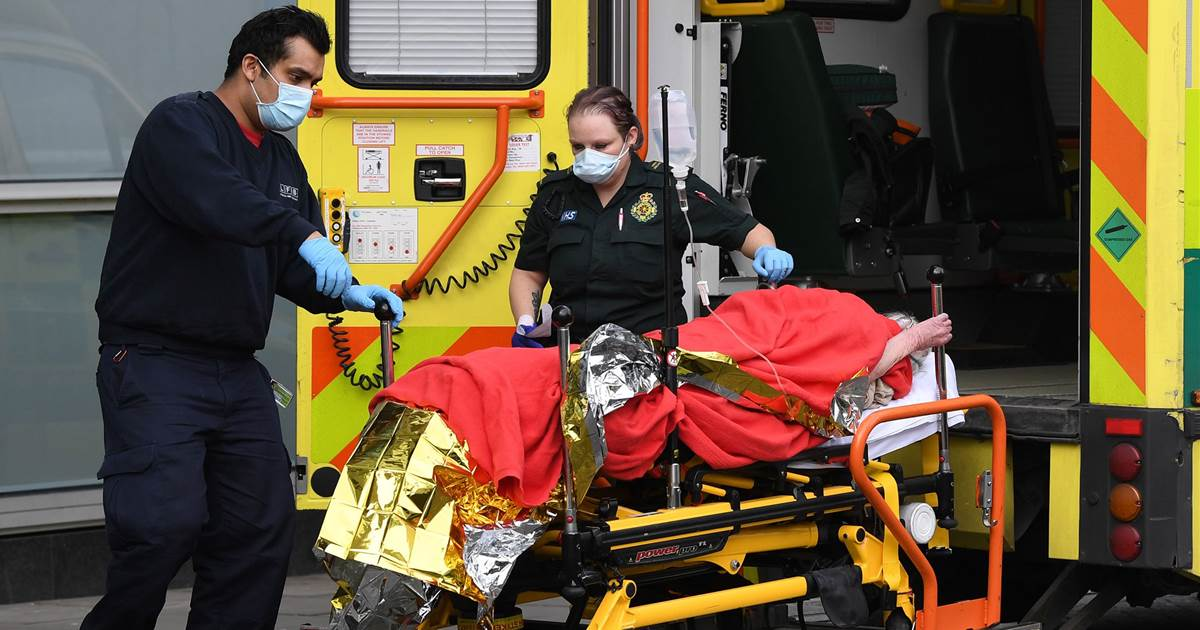 Britain's daily Covid death toll is one of the worst in the world. What went wrong?