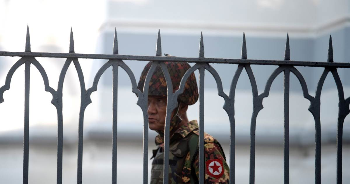 China has long cultivated ties with Myanmar. A military coup wasn't about to change that.