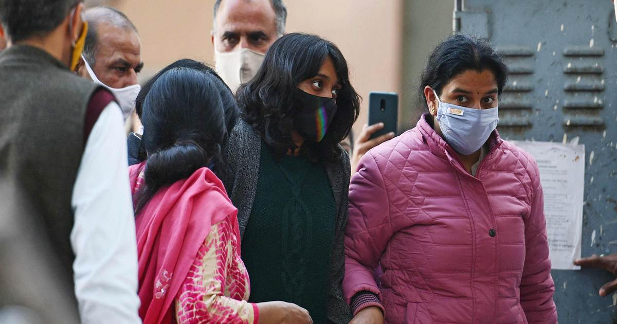 Jailed Indian climate activist becomes symbol of crackdown on dissent