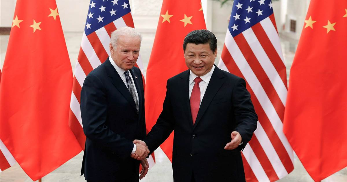 Biden meets 'Quad' leaders as U.S., allies step up efforts to counter China