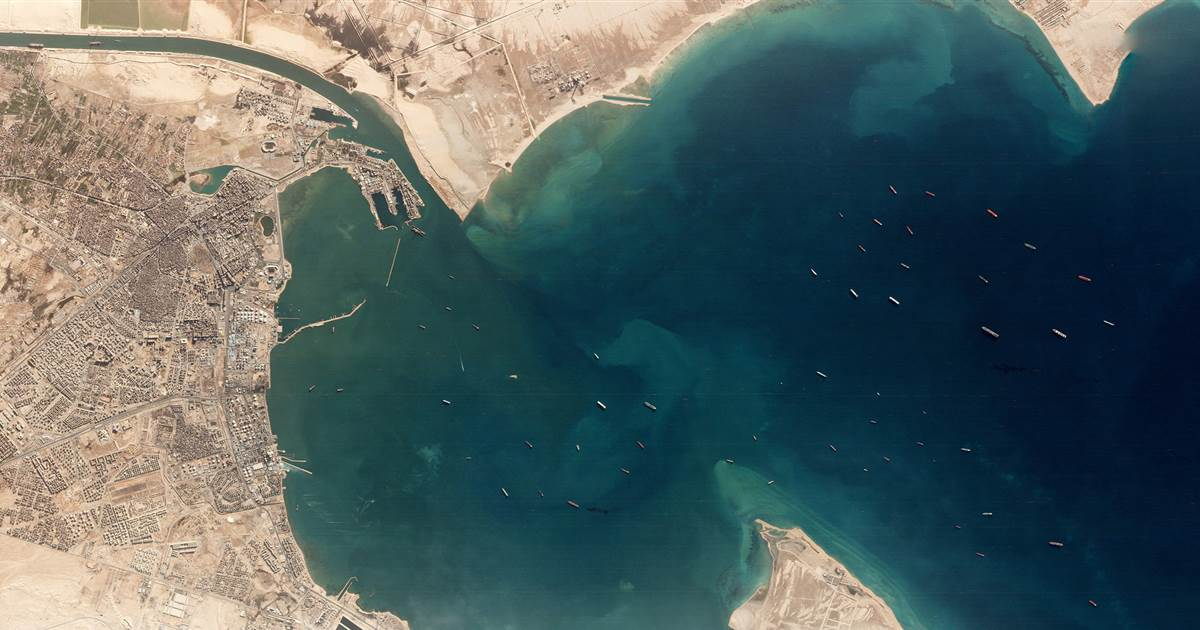 The Suez Canal is open again, but stranded ship's impact will be felt for some time
