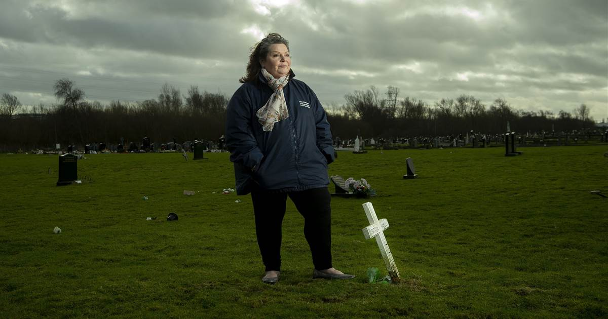 'No marker, nothing': Unmarked mass graves cause anguish for thousands in Northern Ireland