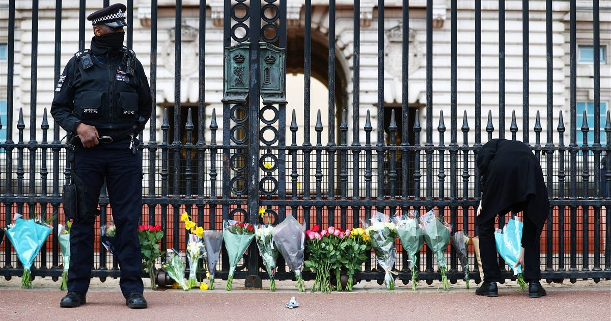 Tributes pour in as Britain, world reacts to death of Prince Philip at 99