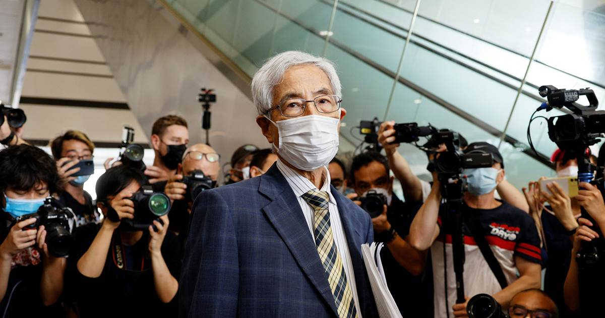 Veteran Hong Kong democracy leaders convicted over protests in landmark case
